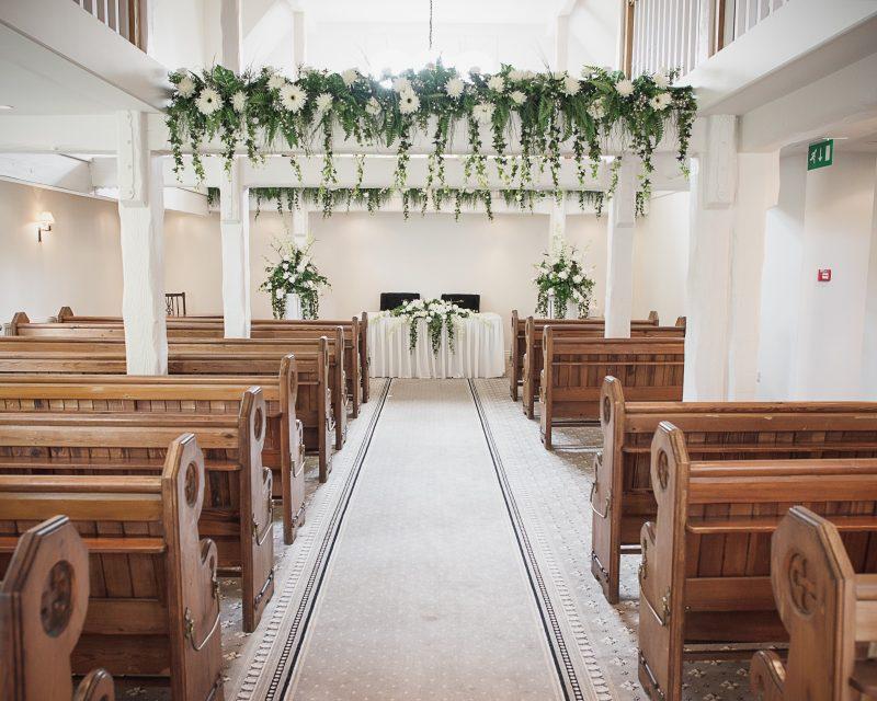 Orsett Hall Wedding Ceremony