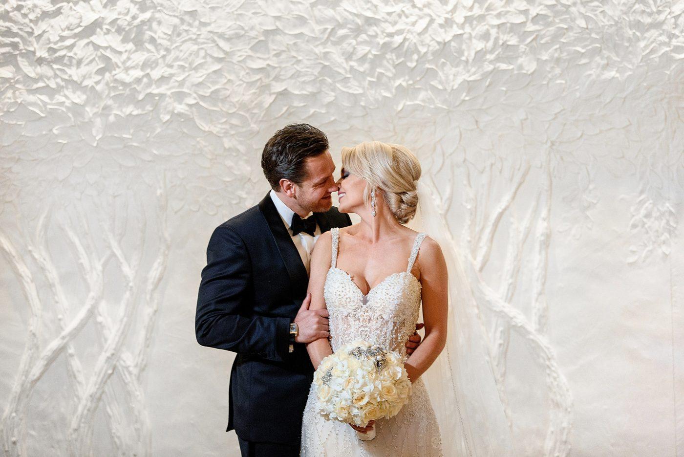 couple portrait at watford wedding venue