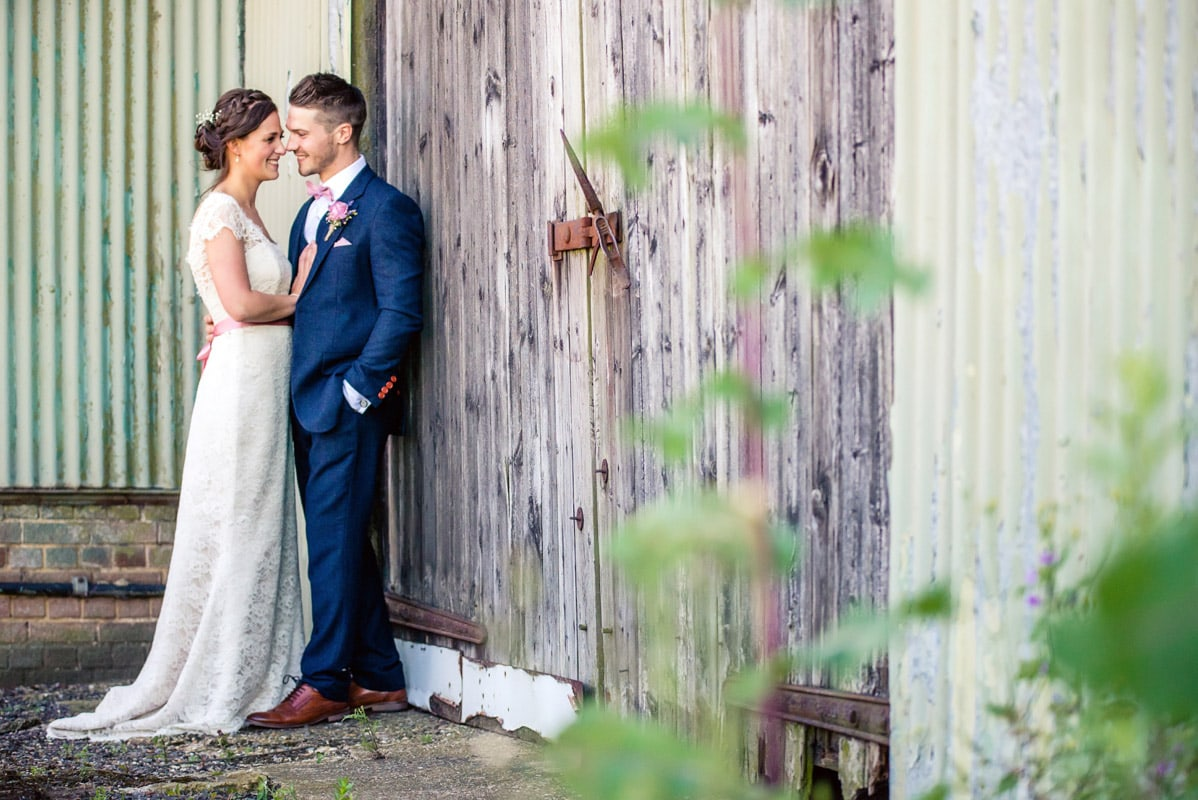 Almshoebury Farm Wedding Photographer