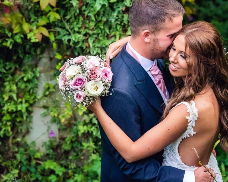 Bride and groom Milton Keynes