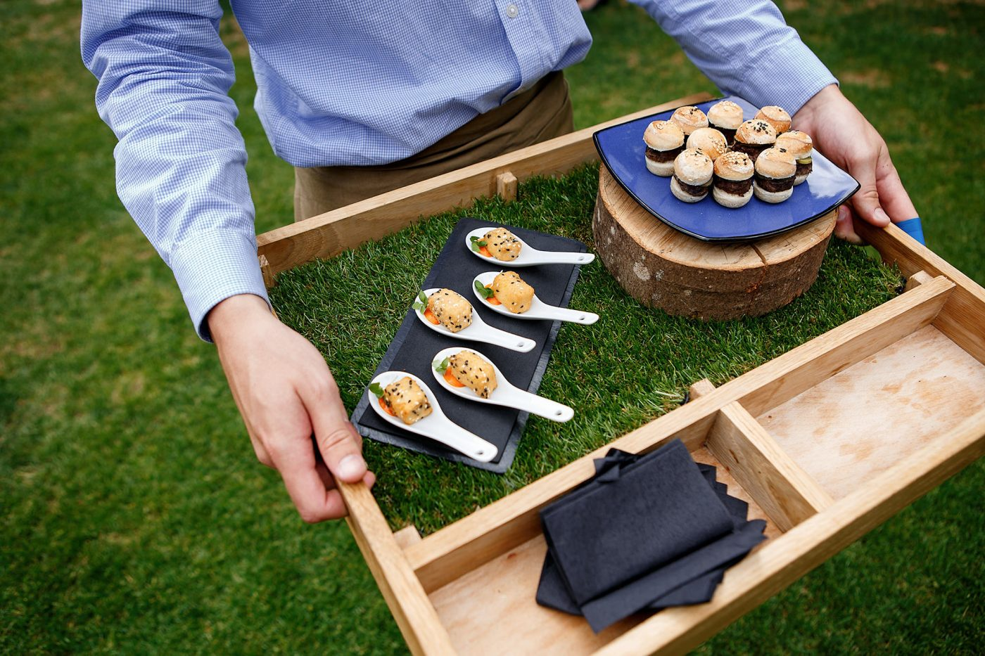 galloping gourmet canapes