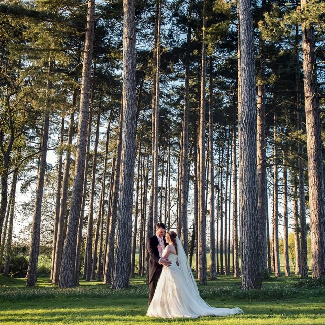 Fanhams Hall Wedding