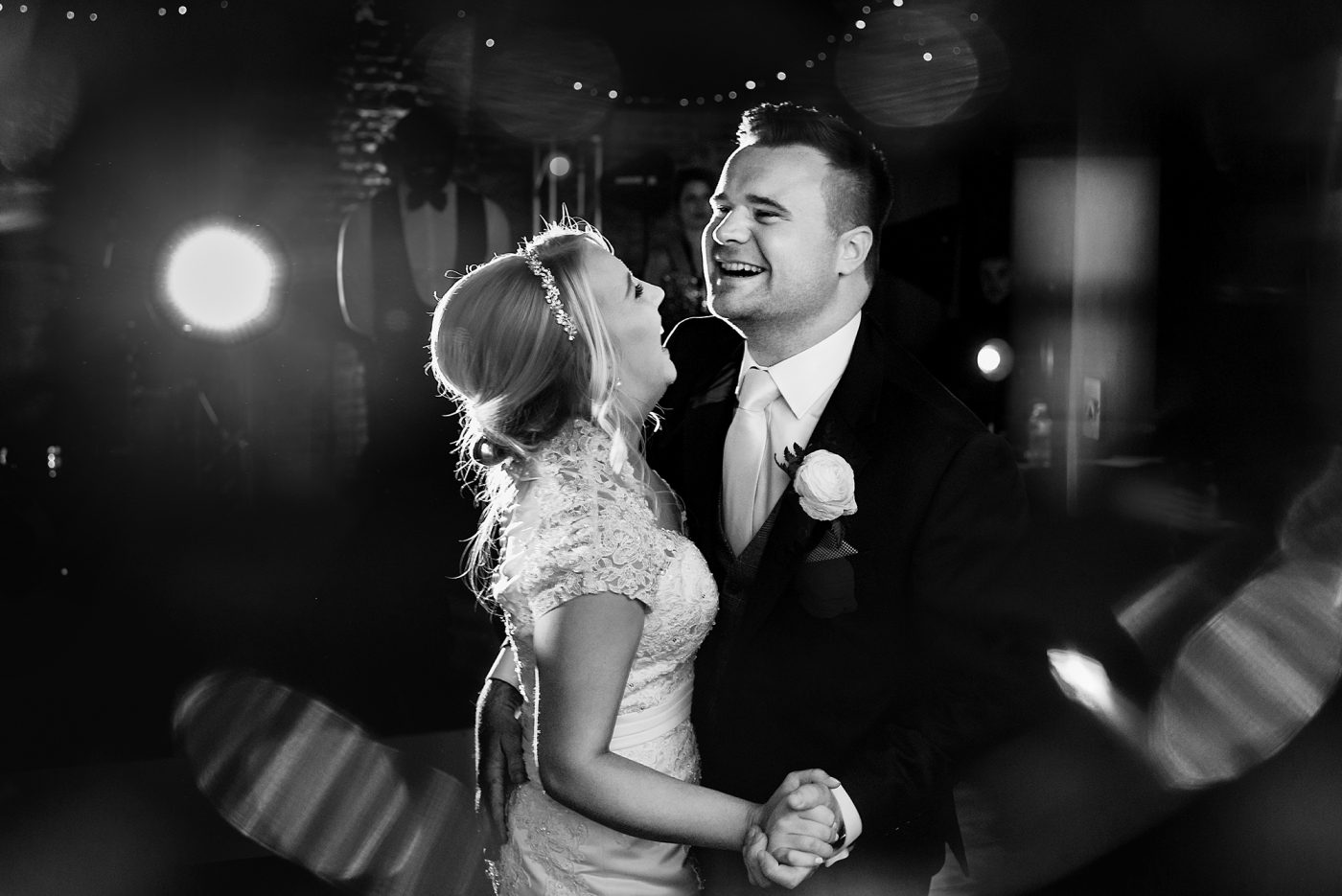 first dance at hatfield house