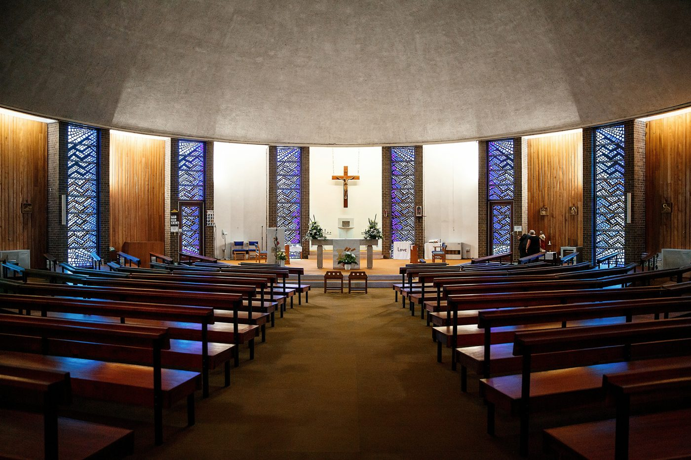 st mary's church in hatfioeld
