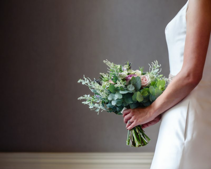 St Mivchaels manor wedding bouquet