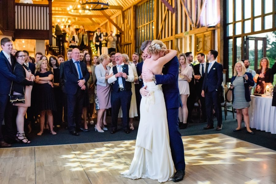 First Dance at Essendon