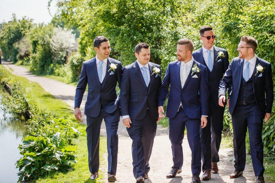 ushers and groomsmen canal hemel hempstead