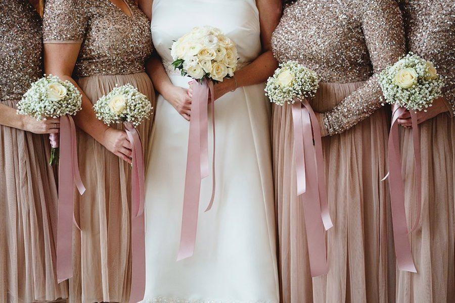 CHOOSING A WEDDING FLORIST