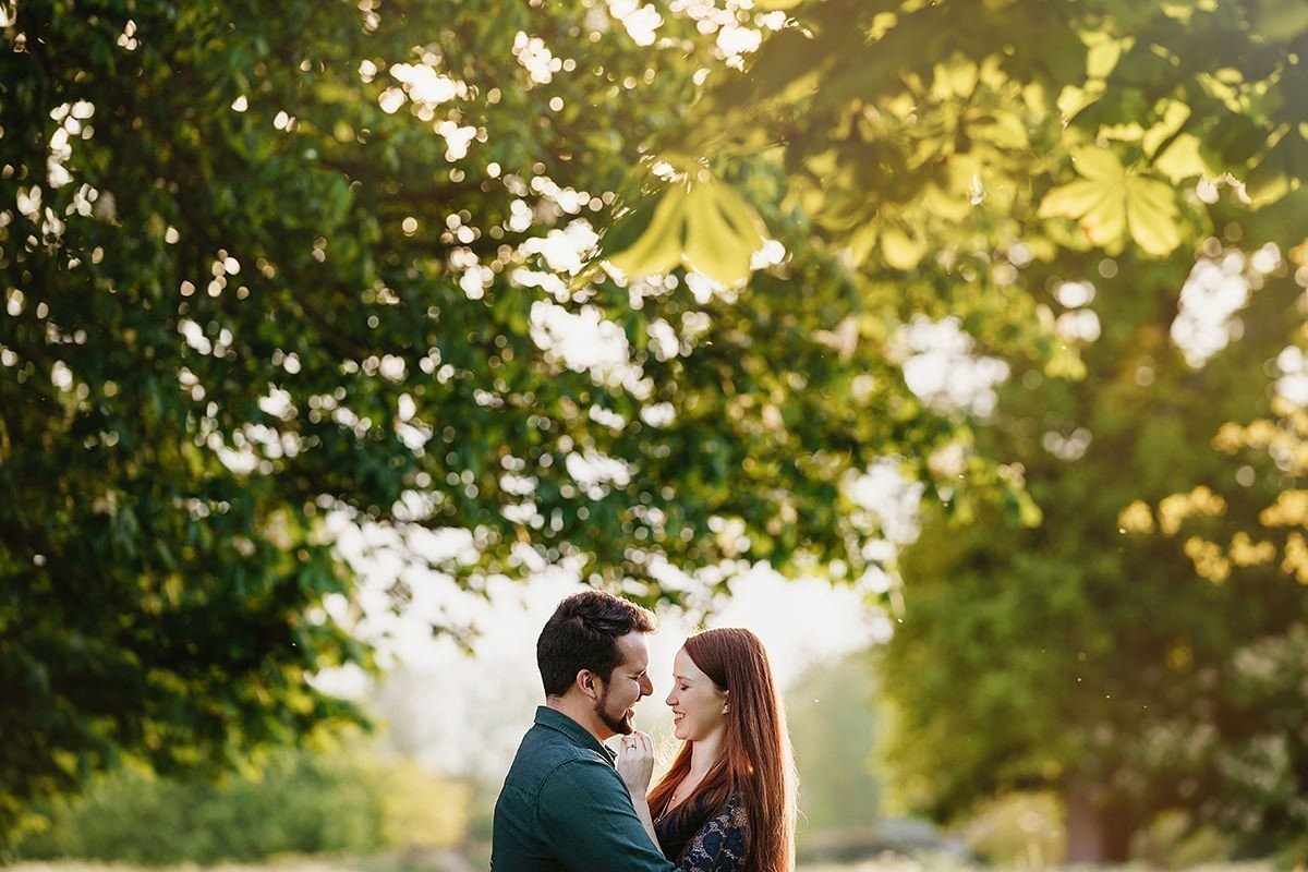 hemel hempstead boxmoor engagement session