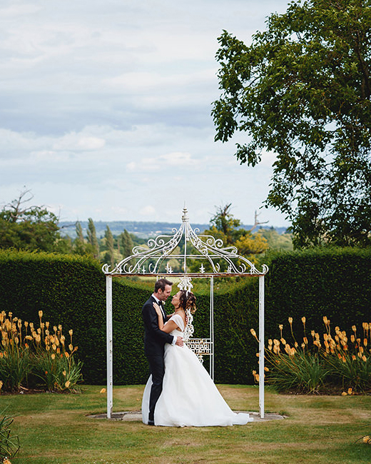 Hertfordshire wedding at Micklefield Hall