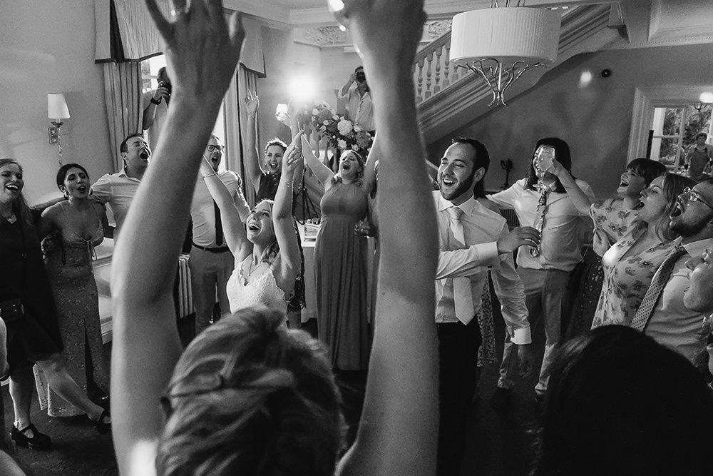Morden Hall Wedding Reception