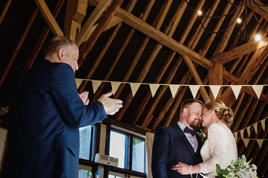 how to plan for good light on your wedding day