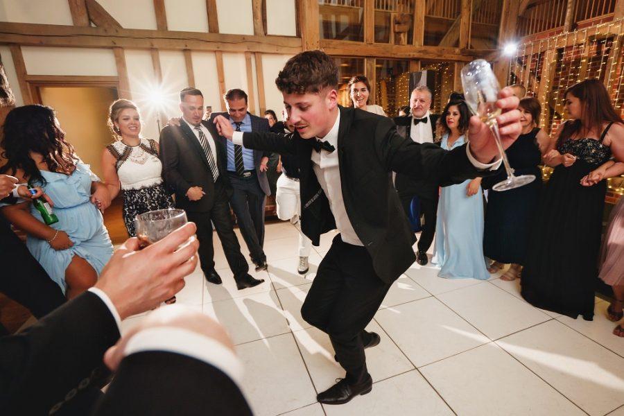 persian wedding dancing