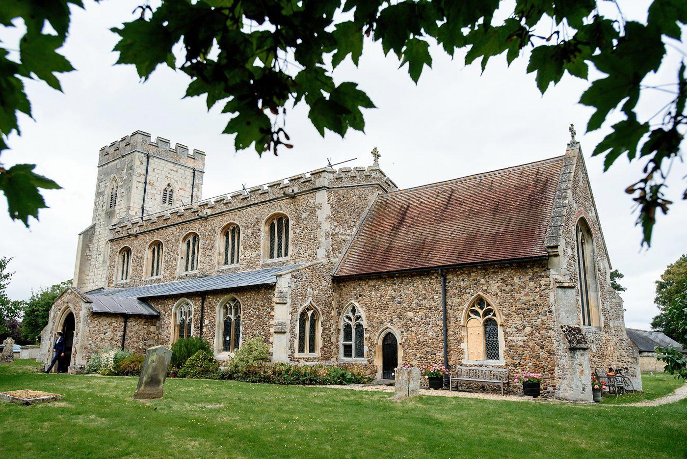st mary's church comberton