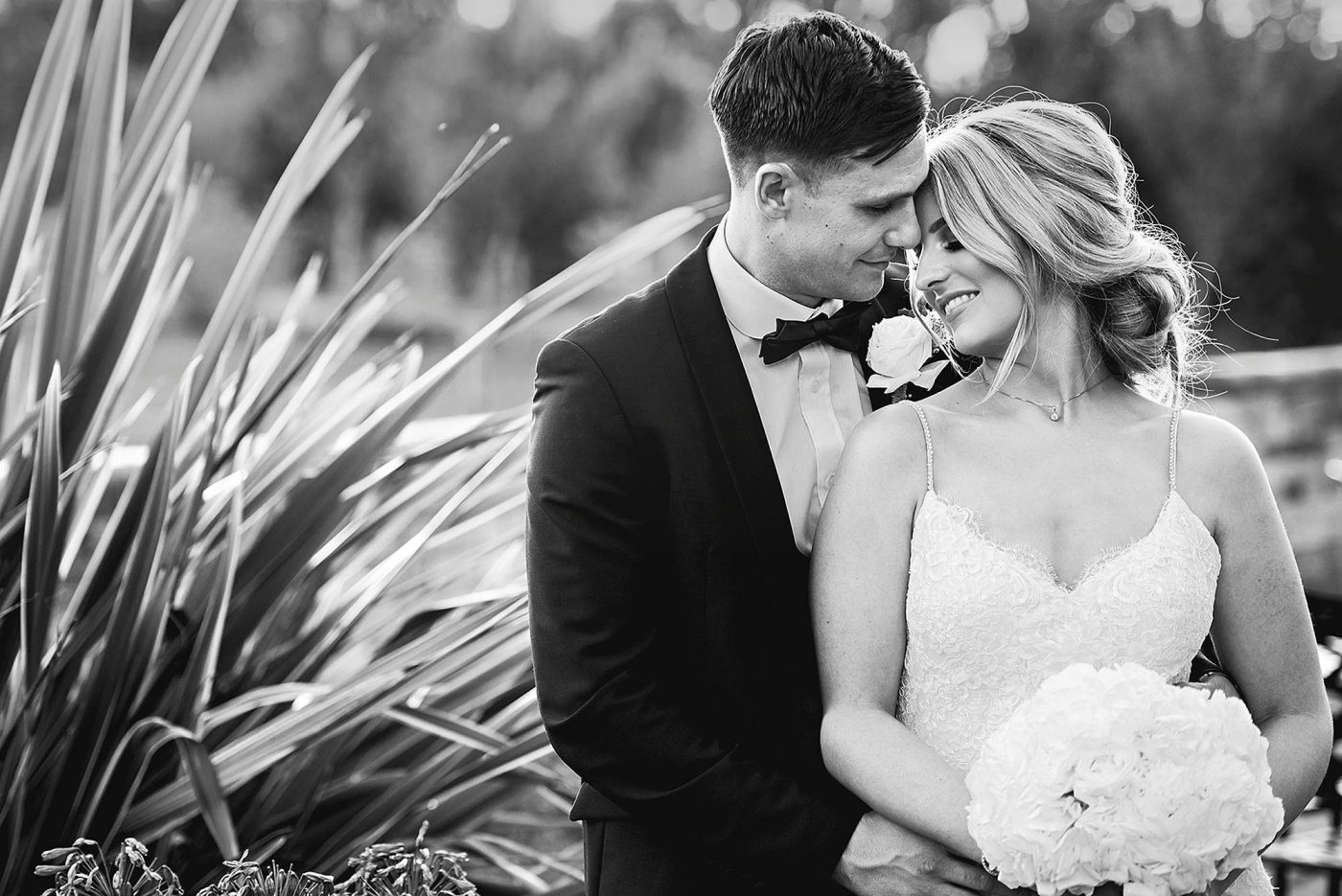 south farm wedding photographer